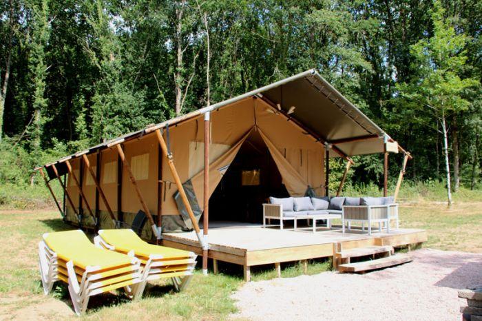 Domaine Chez Jem / Kleinschalig Vakantiepark