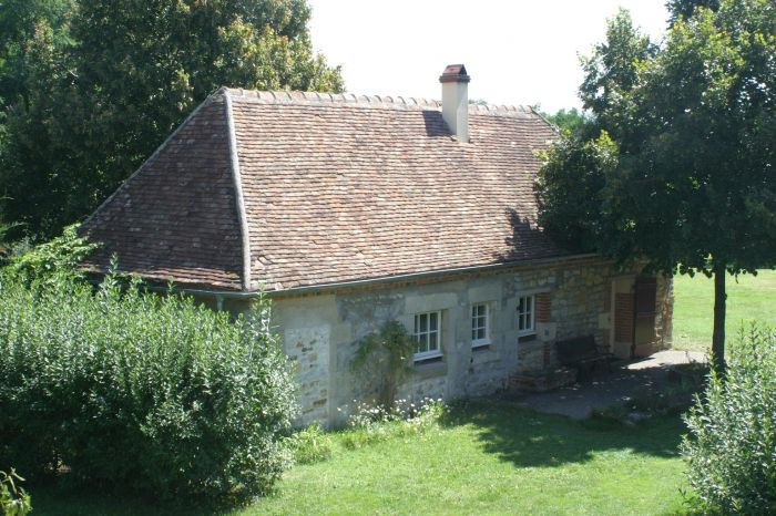Domaine du Bourg Auvergne-Allier-bourbonnais