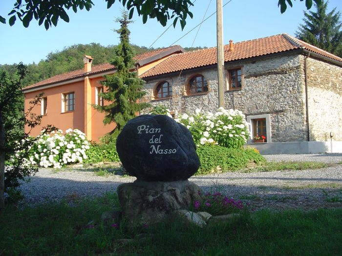 Piemonte-Liguria: Landgoed Pian del Nasso