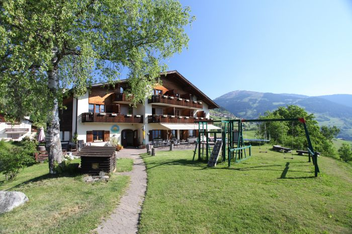 Familiehotel Clarezia