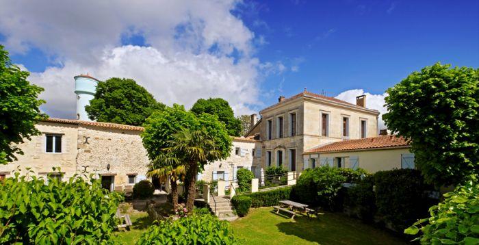 Domaine la Fontaine  - B&B en Gîtes