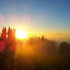 Polmone Turismo Verde een plek om weer op adem te komen