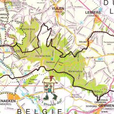 Wandelhotel In 't groene dal in Zuid-Limburg